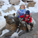 Our First Trip to the Zoo in 2009!